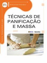 Livro - Técnicas de panificação e massa -