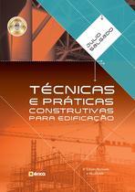 Livro - Técnicas e práticas construtivas para edificação -