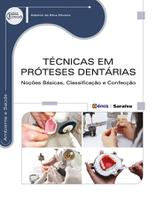Livro - Técnicas em próteses dentárias - Noções básicas, classificação e confecção