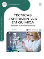 Livro - Técnicas experimentais em química - Normas e procedimentos