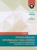 Livro - Tecnologia da Informação para Gestão - Em Busca do Melhor Desempenho Estratégico e Operacional