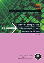 Livro - Teoria da Computação - Máquinas Universais e Computabilidade -