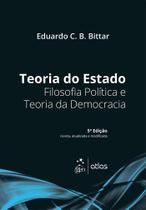 Livro - Teoria do Estado - Filosofia Política e Teoria da Democracia -