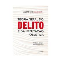 Livro - Teoria Geral Do Delito E Da Imputação Objetiva -