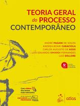 Livro - Teoria Geral do Processo Contemporâneo -