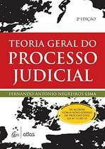 Livro - Teoria Geral Do Processo Judicial -