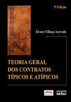 Livro - Teoria Geral Dos Contratos Típicos E Atípicos -