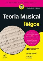 Livro - Teoria Musical Para Leigos -