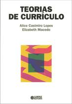 Livro - Teorias de currículo -