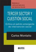 Livro - Tercer sector y cuestión social -