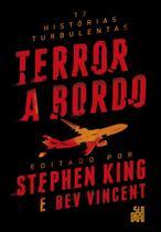 Livro - Terror a bordo -