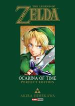 Livro - The Legend of Zelda: Ocarina of Time -