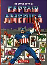 Livro - The little book of Captain America -