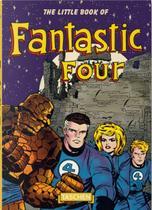 Livro - The little book of Fantastic Four -