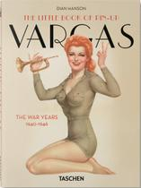 Livro - The little book of pin-up - Vargas -