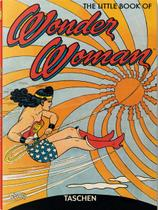 Livro - The little book of Wonder Woman -