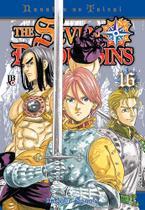 Livro - The Seven Deadly Sins - Vol. 16 -