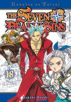 Livro - The Seven Deadly Sins - Vol. 18 -