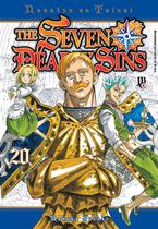 Livro - The Seven Deadly Sins - Vol. 20 -