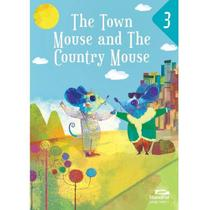 Livro The Town Mouse And The Country Mouse - StandFor -  UNICA - Milpel