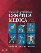 Livro - Thompson & Thompson Genética Médica -