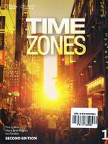 Livro - Time Zones 1 - 2nd -