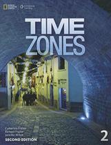 Livro - Time Zones 2 - 2nd -