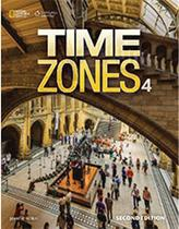 Livro - Time Zones 4 - 2nd -