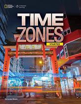 Livro - Time Zones Starter - 2nd -