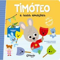 Livro - Timóteo e suas emoções -