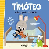 Livro - Timóteo não quer dormir -