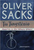 Livro - Tio Tungstênio -