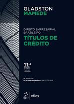 Livro - Títulos de Crédito - Coleção Direito Empresarial Brasileiro -