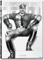 Livro - Tom of Finland - The complete kake comics -