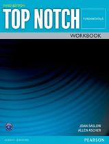Livro - Top Notch Fundamentals Workbook Third Edition -