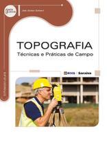 Livro - Topografia - Técnicas e práticas de campo