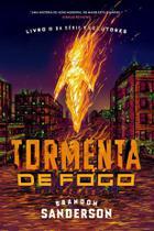 Livro - Tormenta de fogo - Livro II da série Executores