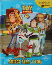 Livro - Toy Story 4 -