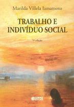 Livro - Trabalho e indivíduo social -
