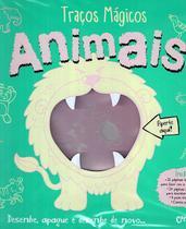 Livro - Traços mágicos: Animais -
