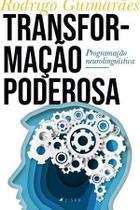 Livro - Transformação poderosa - Programação neurolinguística -