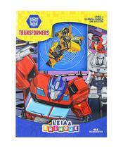 Livro - Transformers -