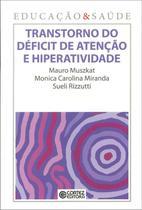 Livro - Transtorno do déficit de atenção e hiperatividade -