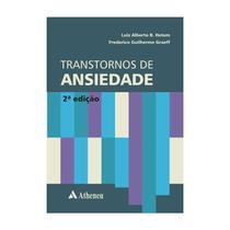 Livro - Transtornos de Ansiedade - Hetem - Atheneu