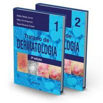 Livro Tratado De Dermatologia Belda Júnior 3ª Edição Lacrado - Atheneu