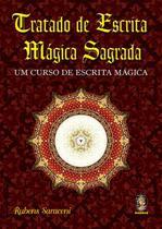 Livro - Tratado de escrita mágica sagrada -