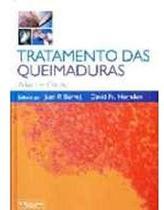 Livro Tratamento Das Queimaduras Atlas Em Cores - Di livros