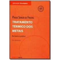 Livro - Tratamento Termico Dos Metais - Senai - sp