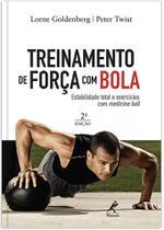 Livro - Treinamento de força com bola -