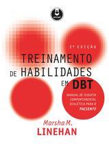 Livro - Treinamento de Habilidades em DBT -